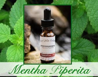 Peppermint Essential Oil, Peppermint Essential Oil, Peppermint Oil, Peppermint,  Essential Oil, Aromatherapy, Spice, MENTHA PIPERITA