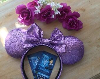 Violet Lemonade Ears