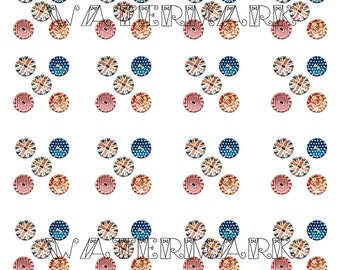 epaper download digital paper shabby chic buttons union jack london british themed 5 designs png just 99p