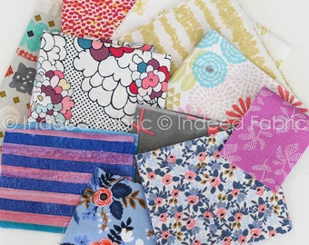 Stash Builder Scrap Pack #115, Designer Fabric, Super Deal!
