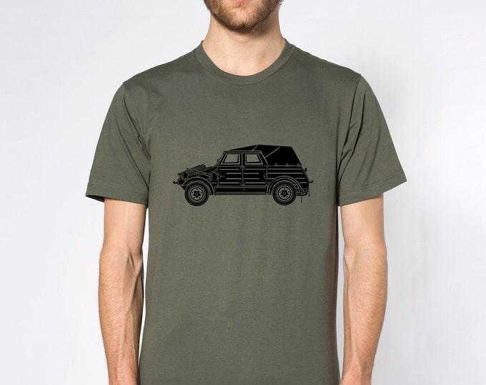 KillerBeeMoto: Limited Release Vintage German Engineered Type 82 Kubelwagen T-Shirt