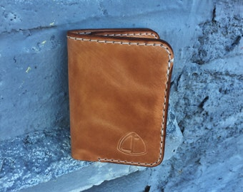 Boatswain Vertical Bifold Wallet