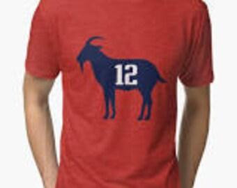 Tom Brady - G.O.A.T T-shirt