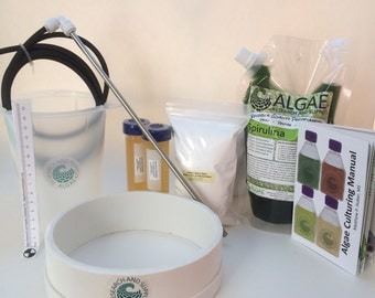 Algae Research Supply: Spirulina Farming Kit