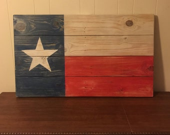 Texas Flag **LOCAL PICKUP ONLY**