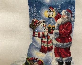 Holiday Glow Stocking