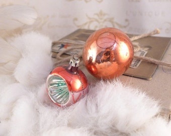 old Christmas balls, vintage, retro, brocante, antiques, christmas decoration