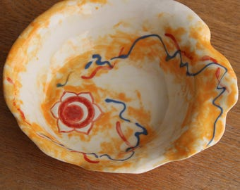 Energy of Life - Orange breakfast bowls