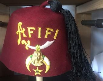 Vintage Afifi Fez