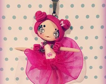little dancer necklace