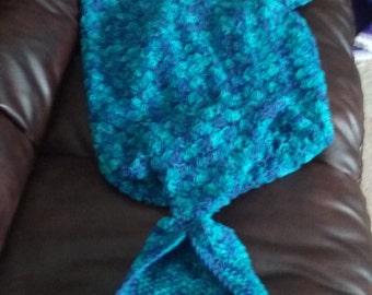 Adult size Mermaid blanket