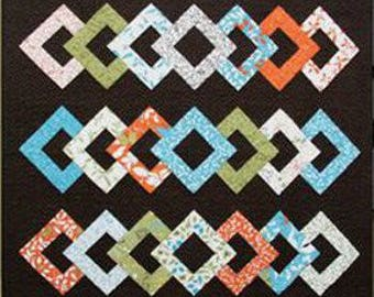 GE Designs Strips and Salsa Quilt Pattern