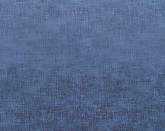 1/2 yard of Timeless Treasure Studio Ombre Denim fabric C4700