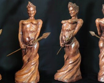 Athena, Warrior Goddess