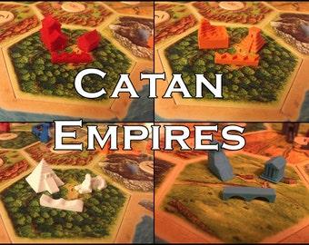 Catan Empires - 4 Player Set