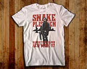 Snake Plissken (Escape from New York Movie) T Shirt