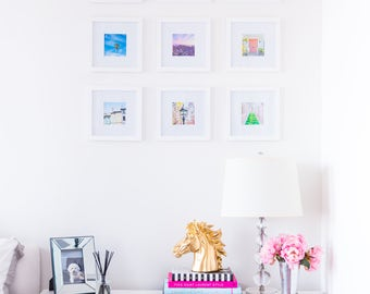 Set of 3 Photography Prints - Various Sizes