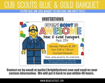Star wars cub scouts chewbacca blue and gold banquet gift idea for Cub scout blue and gold program template