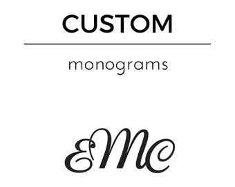 monogram iron on custom design heat transfer vinyl letters diy monogram