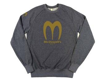 Coming To America: Mcdowells Mens Sweatshirt