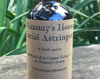Mammy's House Facial Astringent