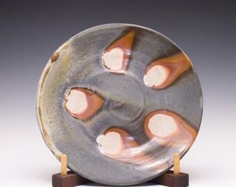 Wood Fired Porcelain Blend Dinner Plate, 0532007