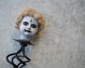 Fallen Angel #25 Dark Art  Horror Collectible Day of the Dollies