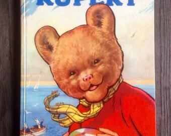1959 Rupert, Daily Express Annual.