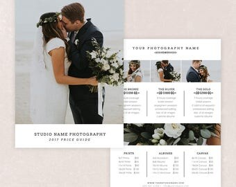 Wedding Photography Pricing Guide - Wedding photography - Pricing Guide - PG014