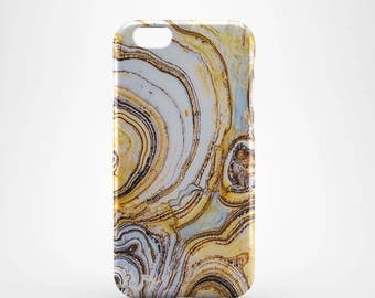 Marble Agate Hard case 3D case Apple iPhone 4 5 6 7 Samsung Galaxy S6 S7  #222