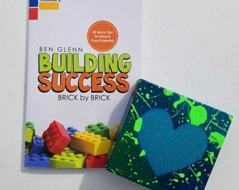 Building Success Book and Heart