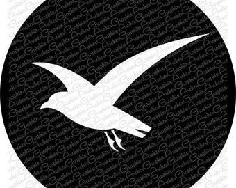 Spare Tire Cover Seagull