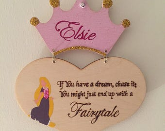 Princess Wall Hanging
