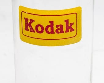 Vintage Kodak Glass! Ad to your collection or favorite photographer!