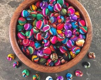 Peruvian Textile Beads