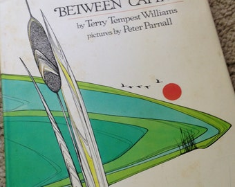 Between Cattails byTerry Tempest Williams 1985 Children's Books First Edition