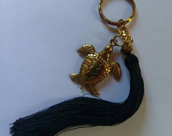 Tassle key ring/Shoulder bag charm