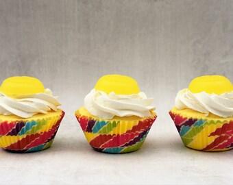 Bath Bomb - Cupcake Bath Bomb - Thinking Of You Gift - Cheer up Gift - Get Well Gift - Bath Bombs - Bath Fizzy - Bath Bomb Cupcake