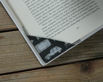 MTO 2 corner bookmarks - Cars