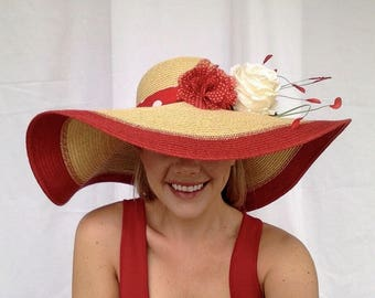 The Summers - Kentucky Derby Hat