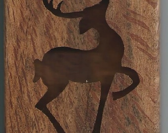 Reindeer Gift card holder