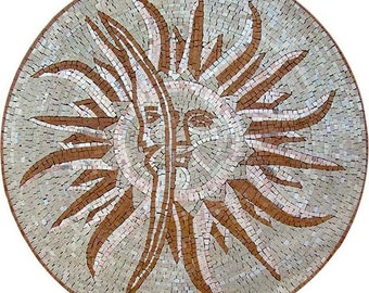 Sun Moon Mosaic - Celesse III