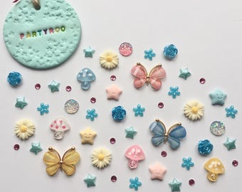 Enchanted Forest Embellishment Set Pack