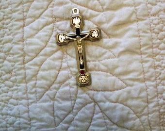 Vintage Crucifix Cross