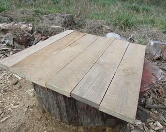 Reclaimed Yellow pine lumber