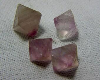 Fluorite Octahedron, Fluorite Crystal, Fluorite Gemstones, Fluorite Jewelry, Rock Collection, Mineral Specimen, Reiki, Healing, Chakras #64