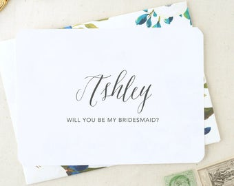 Be My Bridesmaid Cards. Ask Gift. Proposal Bridesmaid. Flower Girl Proposal. Proposal Cards. Personalized Bridesmaid Proposal Cards.