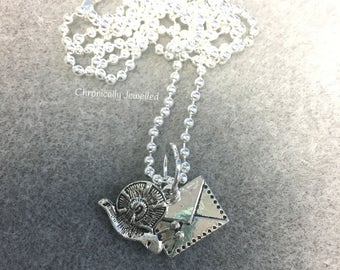 Snail Mail Revolution Necklace