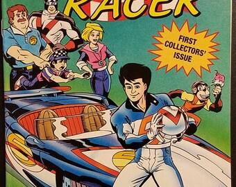 New Adventures of Speed Racer #1 (1993) Comic Book