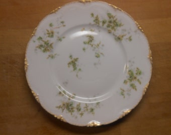 Haviland Limoges Schleiger 150q Salad Plate